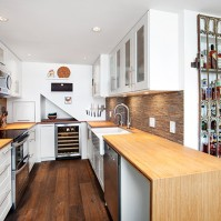 Shaughnessy Condo Kitchen Renovation