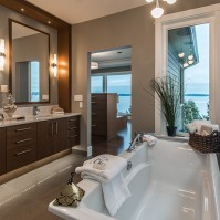 Island View Bathroom