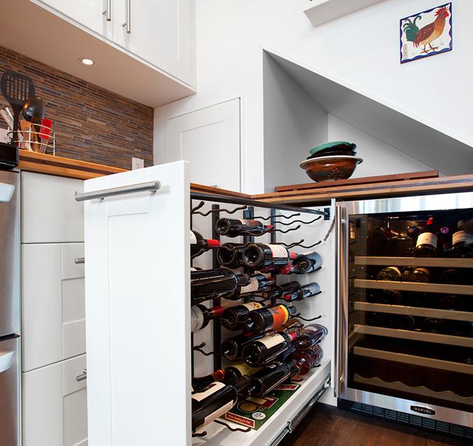 A kitchen renovation to combine modern vintage and ikea for Win a kitchen renovation
