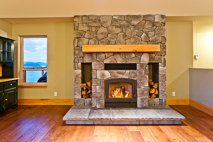 Form Meets Function - Adding a Fireplace to Your home ...