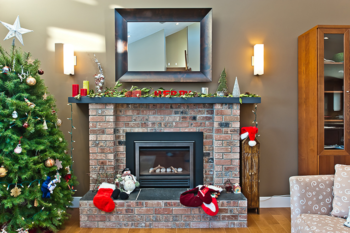 When considering a fireplace for your home the first decision is whether you want a traditional wood burning fireplace or a natural gas fireplace insert.